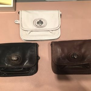 3 Small Fossil Purses